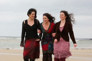 January 2010. THE HENRY GIRLS. Joleen, Lorna and Karen McLaughlin (Henry)